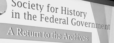 Society For History In The Federal Government Home